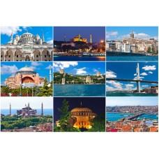 Автобусна екскурзия до Истанбул с богата екскурзионна програма - Дати на отпътуване  2018 : Всеки четвъртък при мин. 40 човека