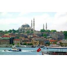 Екскурзия Истанбул с църквата но 1-во число - Турция