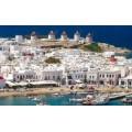 ЦИКЛАДСКИ ОСТРОВИ - О-В ТИНОС И О-В МИКОНОС - Автобусна програма Гърция 2017