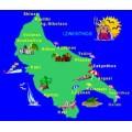 Закинтос 2017 ; Гърция  - смарагдовият остров 4 нощувки на остров Закинтос + 1 нощувка в Месолонги