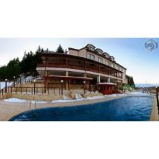 СПА Хотел Аспа Вила - с. Баня  на 5 км от Банско ; Пакетни цени 2018